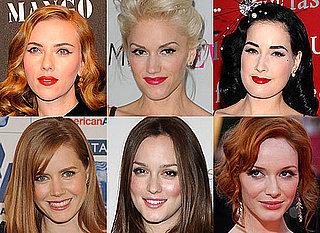 Celebrities' Natural Hair Colors 2009-11-18 07:00:23