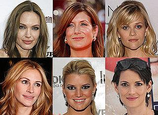 Celebrities' Natural Hair Colors 2009-12-03 07:00:09
