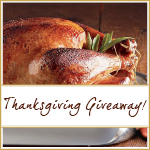 Enter to Win Our Thanksgiving Giveaway!