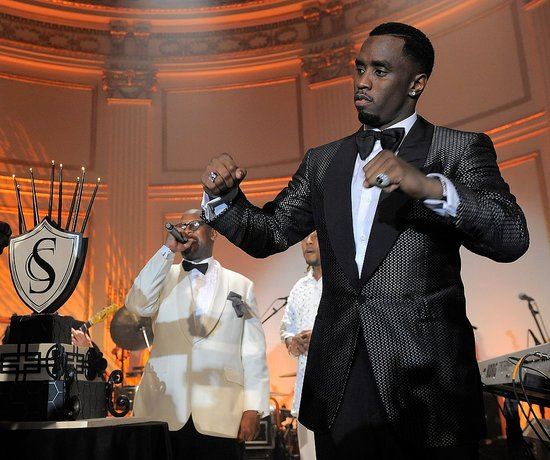Interview With Sean Diddy Combs