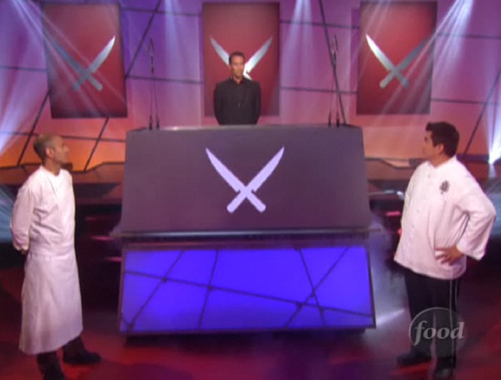 The Next Iron Chef Crowns a New Winner
