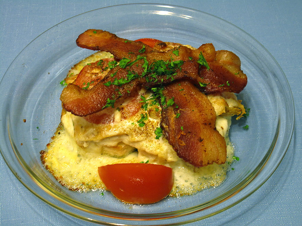 The Brown Hotel's Legendary Kentucky Hot Brown Recipe ...