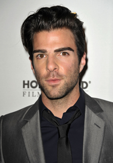 Zachary Quinto to Star in Romantic Comedy Whirligig