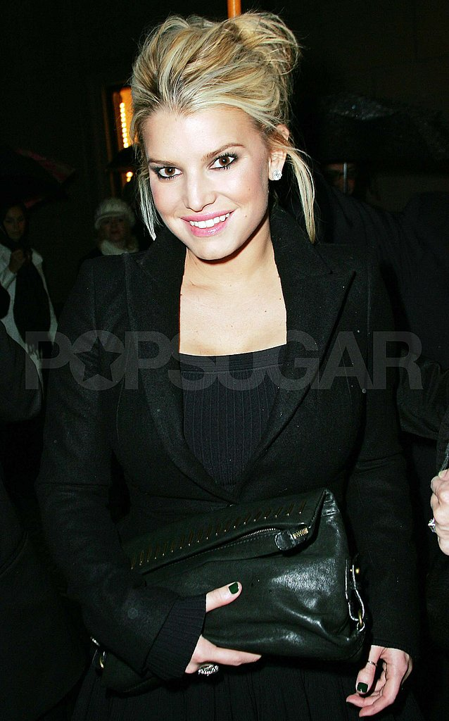 Photos of Jessica Simpson in Black