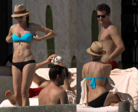 Photos of Josh Jackson and Diane Kruger in Mexico