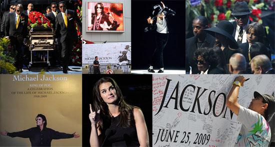 Biggest Headlines of 2009: Michael Jackson's Death