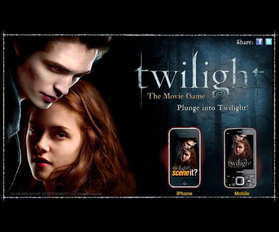 More Twilight For Your Phone