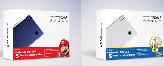 Daily Tech: Nintendo Announces DSi Bundles For Black Friday