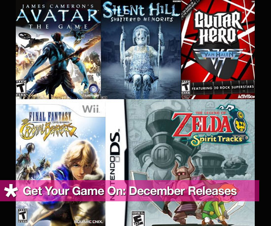 December Video Game Releases
