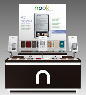 Test Drive a Nook in Your 'Hood