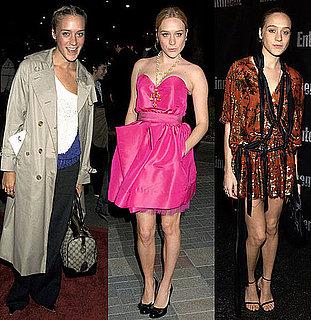 Chloe Sevigny Red Carpet Style