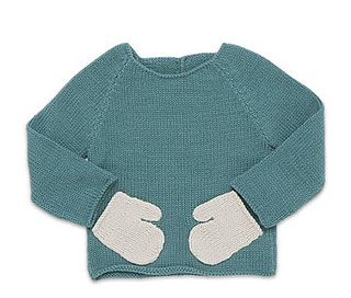 Trendtotting: Cuddly and Chic Oeuf Winter Sweaters
