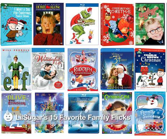 Great holiday movies for kids popsugar moms for Best christmas movies for toddlers