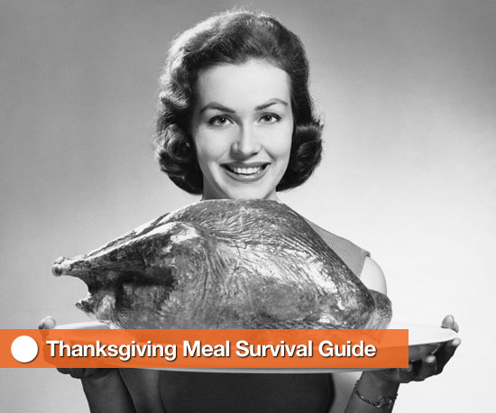Tips For Not Overeating on Thanksgiving