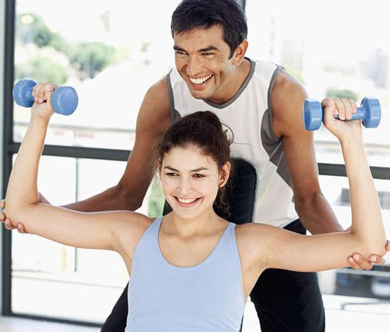 Gym dating