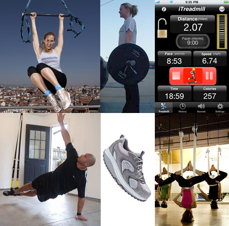 Which Fitness Trend Got You Moving in 2009?
