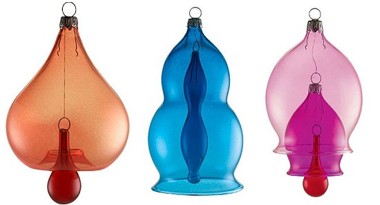 Roundup: Designer Ornaments