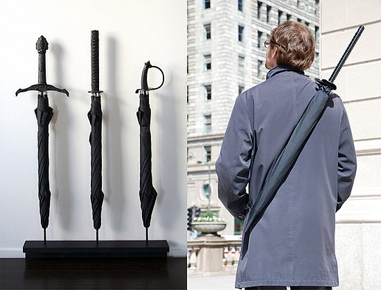 Love It or Hate It? Samurai Umbrella