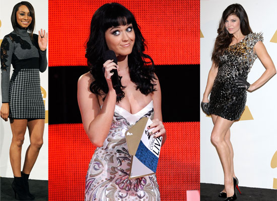 Full List of Nominations for the 2010 52nd Grammy Awards, Plus Photos From The Grammy Nominations Show