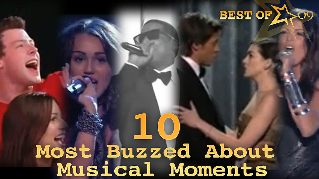 Best Musical Performances of 2009