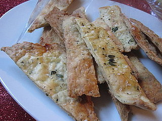 Homemade Thyme Cracker Recipe