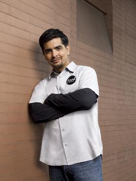 Interview With Food Network Star Aaron Sanchez
