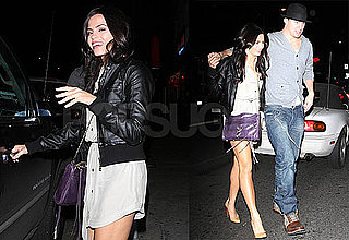 Photos of Channing Tatum And Jenna Dewan Out to Dinner in LA