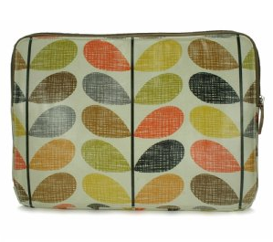 Orla Kiely Debuts Another Ridiculously Adorable Laptop Sleeve