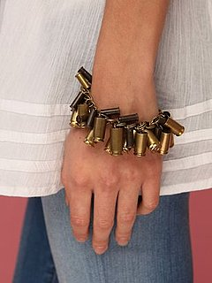 Bracelet With Bullet Casings
