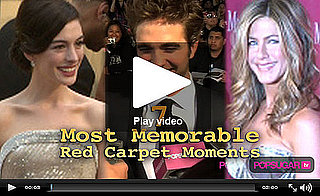 The Top 7 Red Carpet Moments of 2009!