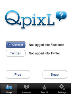 Use QpixL To Send Photos and Polls to Facebook and Twitter