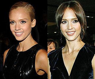 Pictures of Celebrities Wearing Bangs