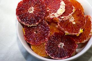 Winter Fruit: Blood Oranges