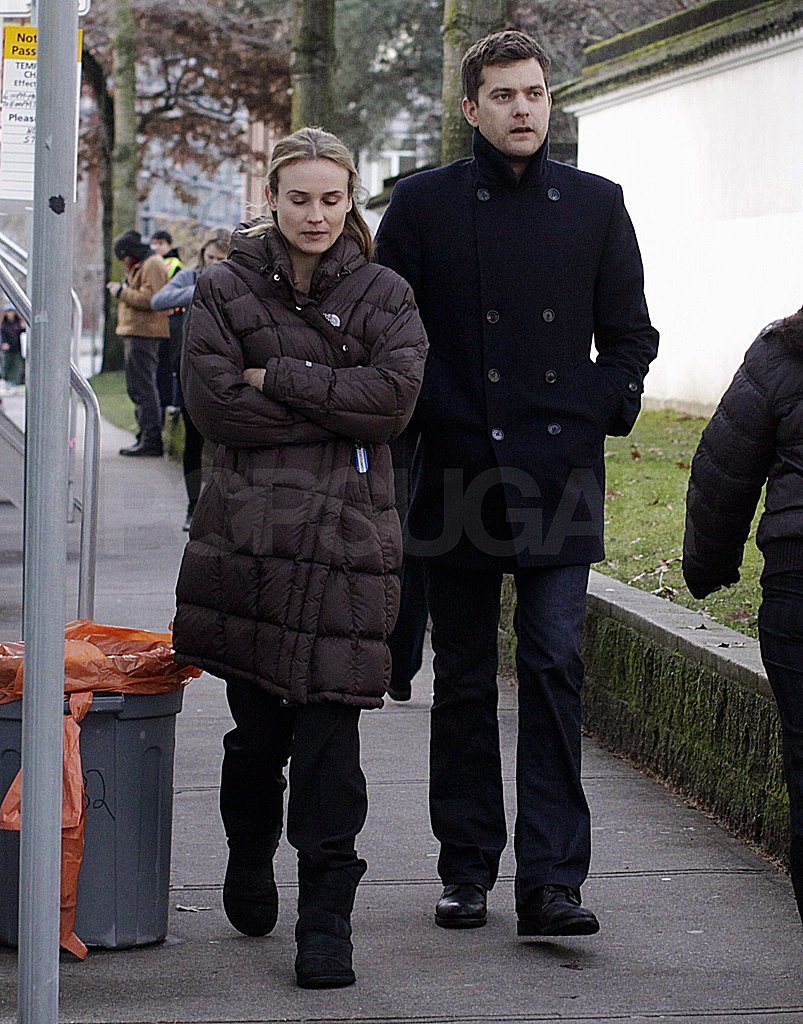 Photos of Diane Kruger And Joshua Jackson