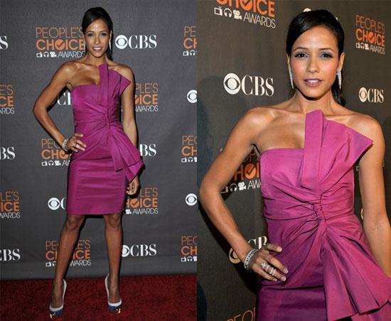 Photos of Dania Ramirez at the 2010 People's Choice Awards 2010-01-06 17:57:34