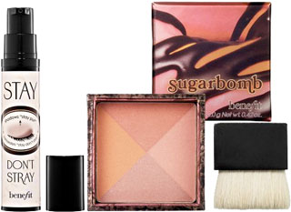 Benefit Sugarbomb, Stay Don't Stray, and Legally Bronze Sweepstakes Rules