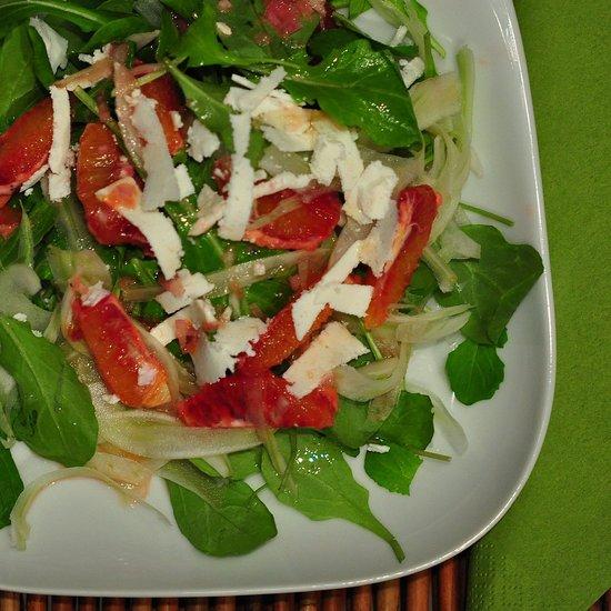 Brighten Your Winter Salads With Blood Oranges
