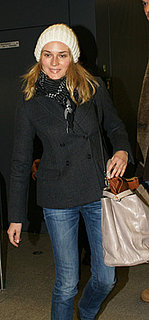 Diane Kruger Airport Style