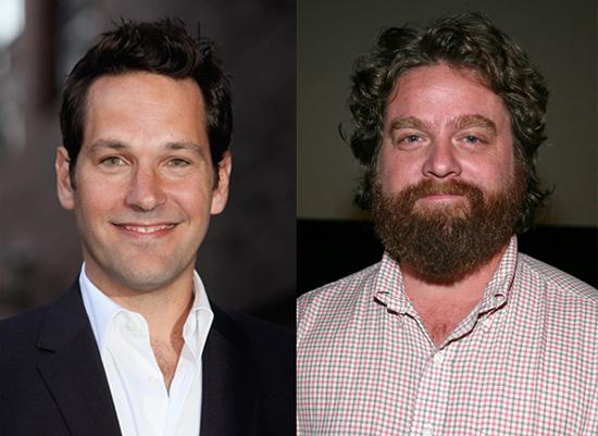 Paul Rudd and Zach Galifianakis Sign On For Comedy Will Written by Demetri Martin 2010-01-13 11:00:59