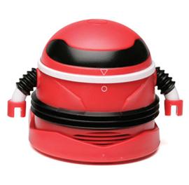 The Robot Vacuum Is Part Desktop Accessory, Part Functional Appliance