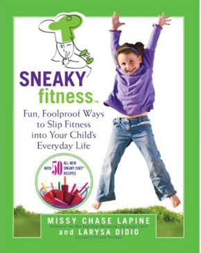 The Sneaky Chef Has a New Book: Sneaky Fitness