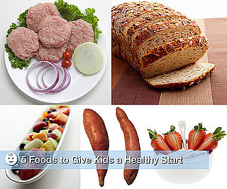 Healthy Food Options For Young Children