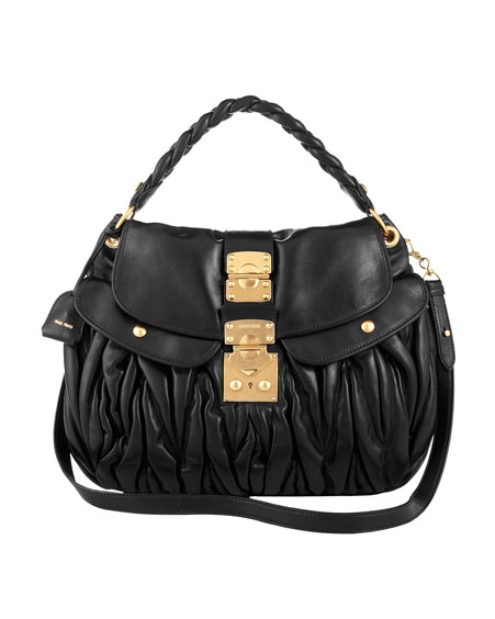 Bold in Gold: Beautiful Black and Gold Handbags