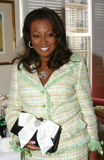 Star Jones Leaving The View