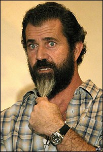 Mel Gibson Goes Off the Deep End