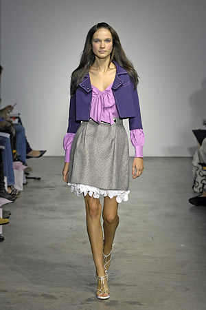 NY Fashion Week: Rebecca Taylor
