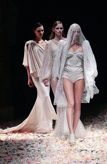 Givenchy's Spring 2009 Couture Corpse Brides