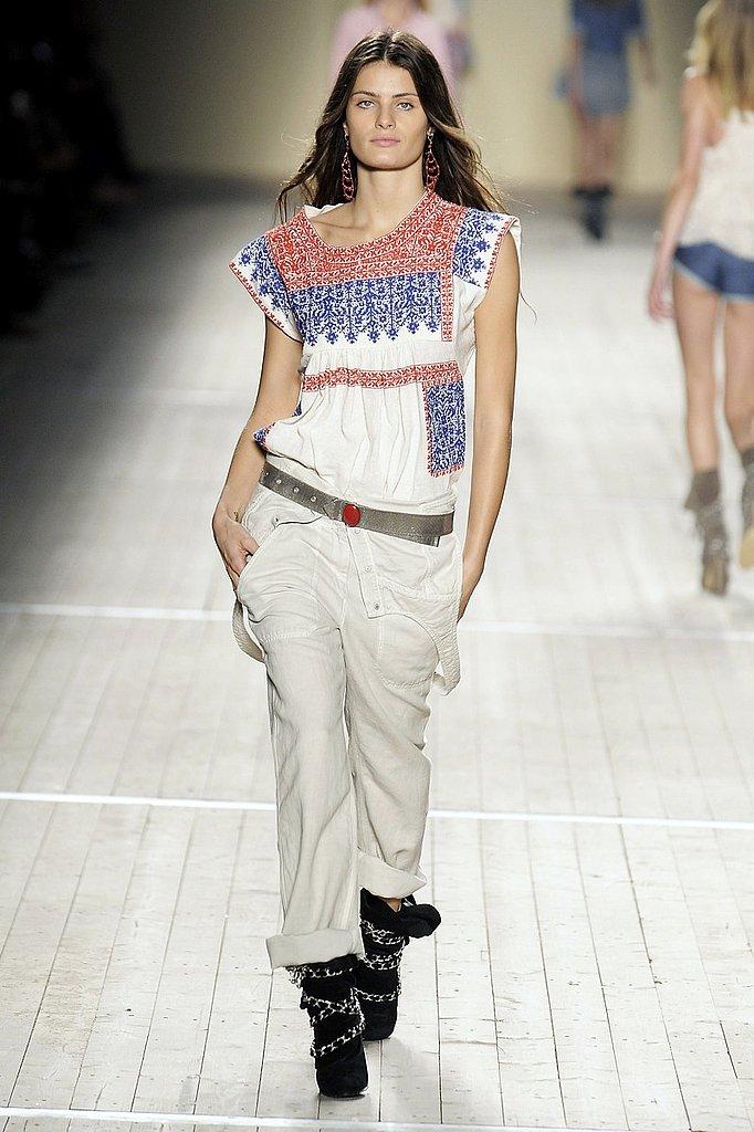 Paris Fashion Week: Isabel Marant Spring 2009