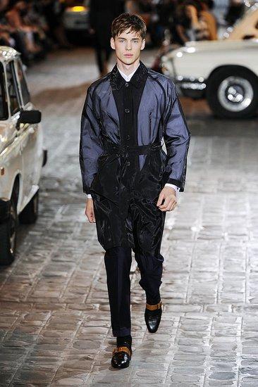 Dries Van Noten Spring 09 Menswear