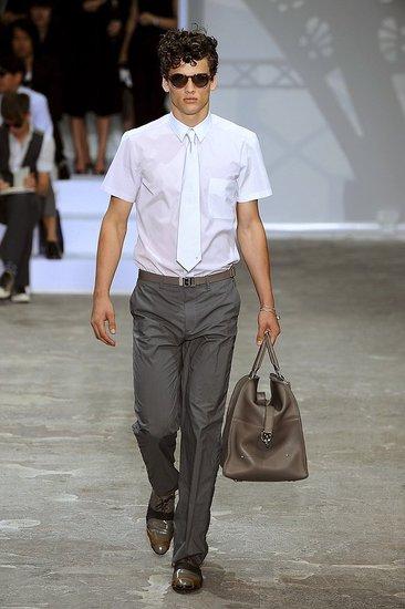 Our Top Ten Spring 09 Menswear Looks From Milan & Paris